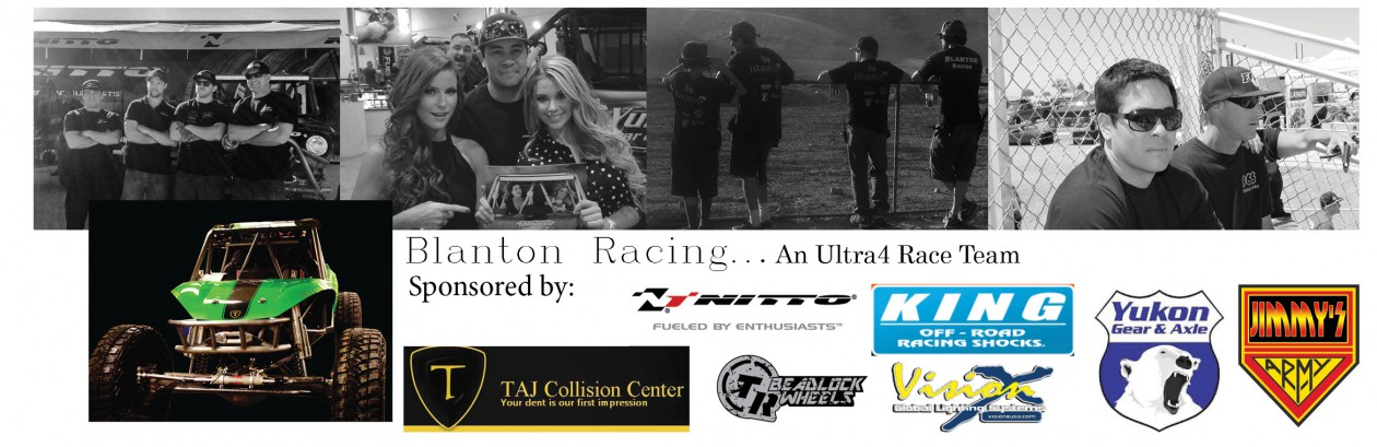 Blanton Racing                                   Ultra4 Team